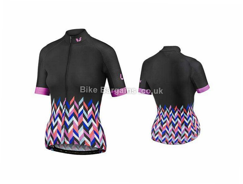 Giant Liv Signature Ladies Short Sleeve Jersey M, Black