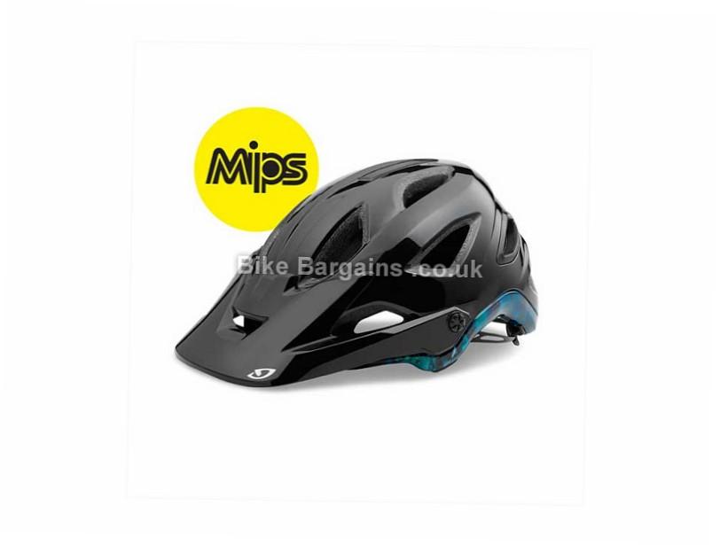 Giro Montana Ladies MIPS MTB Helmet S, Black