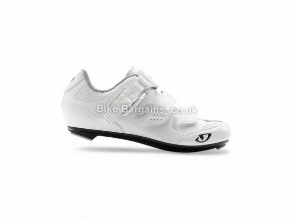 Giro Solara II Ladies Road Shoes 36, Black, White
