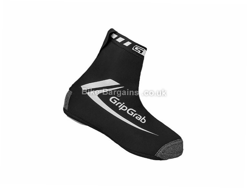 GripGrab RaceThermo Overshoes Black, XXXL