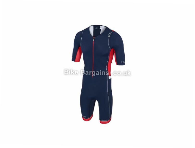 HUUB Core Long Course Triathlon Suit Blue, Red, XS