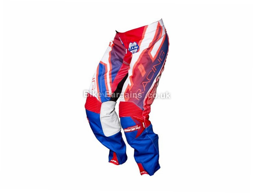 "JT Racing Hyperlite Revert DH MTB Pants 28"", 30"", 32"", 34"", 36"", Grey, Black, Orange, Blue, White"