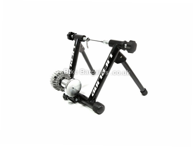 "LifeLine TT-02 Fluid Resistance Turbo Trainer Black, 26"", 27.5"", 29"", 700c"