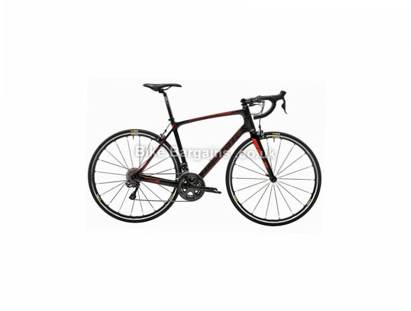 Look 765 HM Ultegra Di2 Carbon Road Bike 2017 M, Black, Carbon, 11 speed, Calipers, 700c