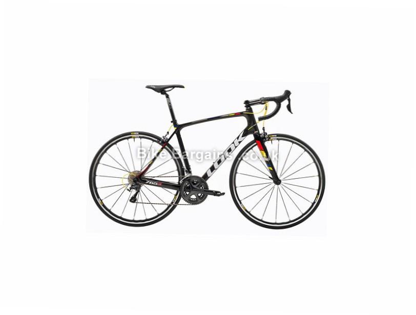 Look 765 HM Ultegra Pro Team Carbon Road Bike 2017 Black, M,L