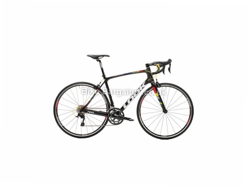 Look 765 Ultegra Pro Team Carbon Road Bike 2017 Black, L