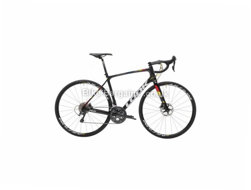 Look 765 Ultegra Pro Team Disc Carbon Road Bike 2017 Black, XS,S,M,L