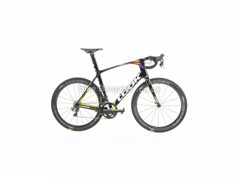 Look 795 Aerolight eTap Carbon Road Bike 2017 Black, L