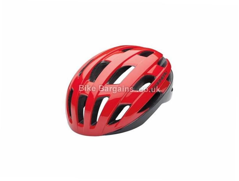 Louis Garneau Heros RTR Helmet S,M,L, Red