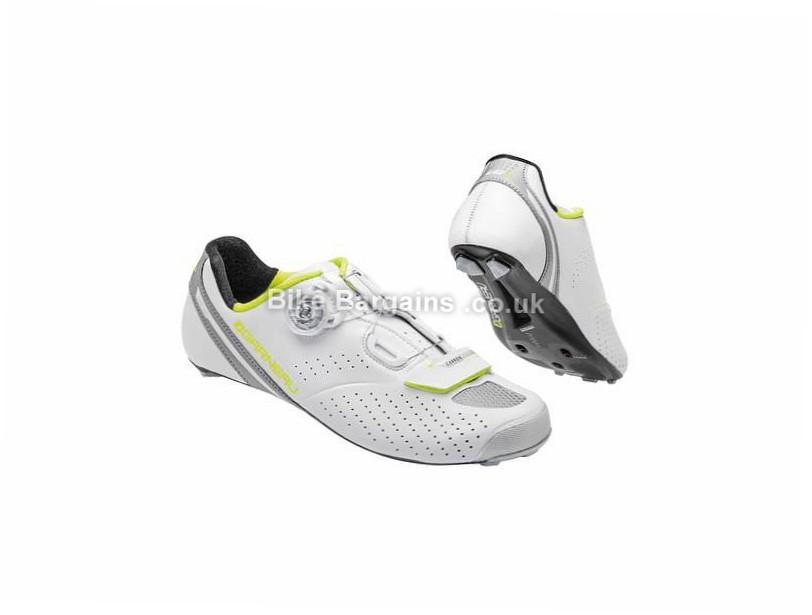 Louis Garneau Ladies Carbon LS-100 II Road Shoes 37,38,39,40, White