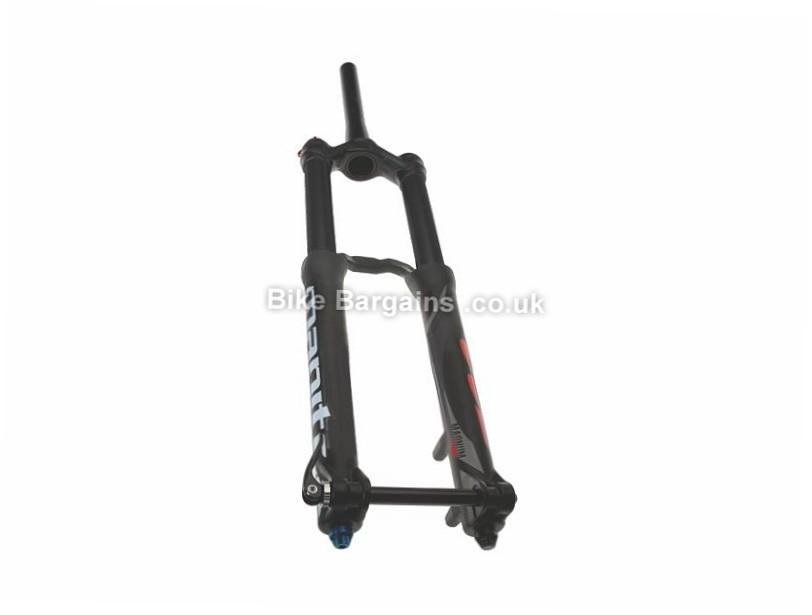 """Manitou Magnum Pro 15mm Mountain Bike Suspension Forks 2016 100mm, 15mm, 1.1/8"""", 1.5"""", Tapered, 100mm, 120mm, 27.5"""", Black"""