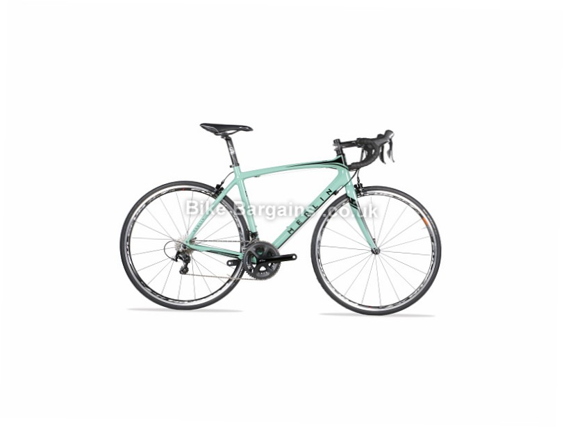 Merlin Fuse 105 Carbon Road Bike 2017 S, Green, Carbon, 11 speed, Calipers, 700c