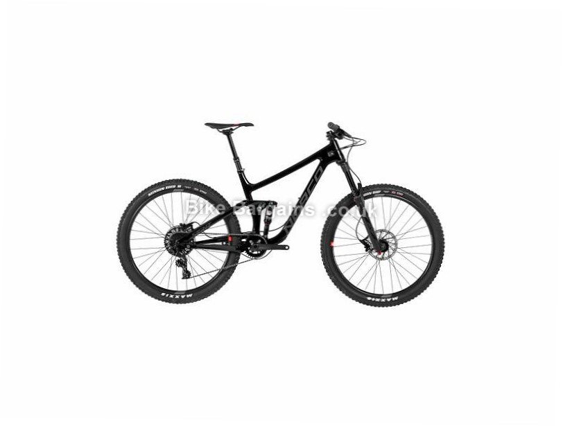 "Norco Sight C7.3 Carbon Full Suspension Mountain Bike 2017 27.5"", XL, Black"