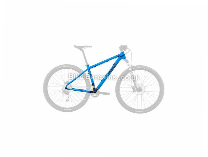 "Pinnacle Ramin 2 Alloy Mountain Bike Frame 2016 L, Blue, 29"""