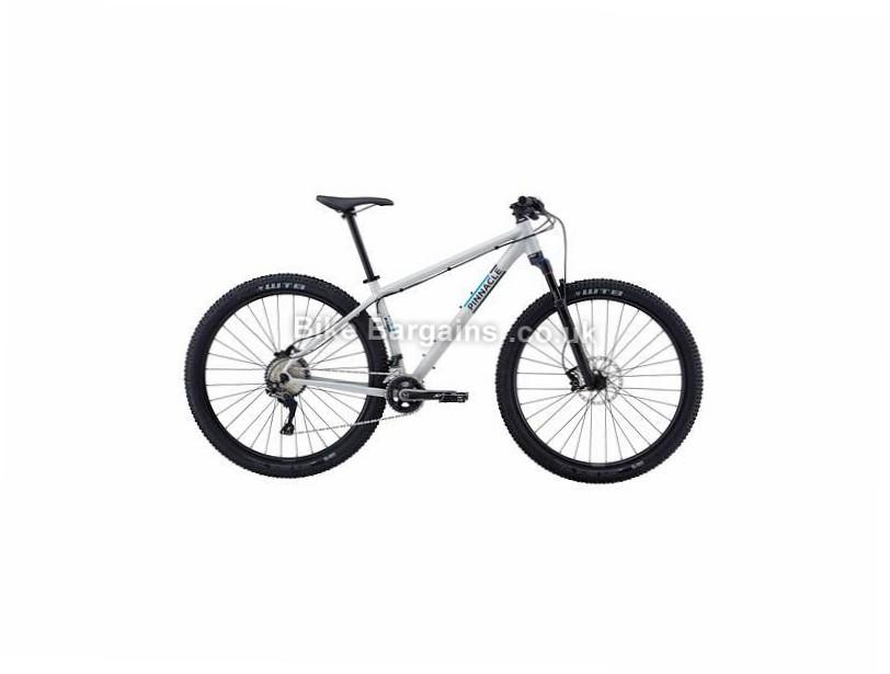 """Pinnacle Ramin 4 SLX 29"""" Alloy Hardtail Mountain Bike 2017 White, M, 29"""""""