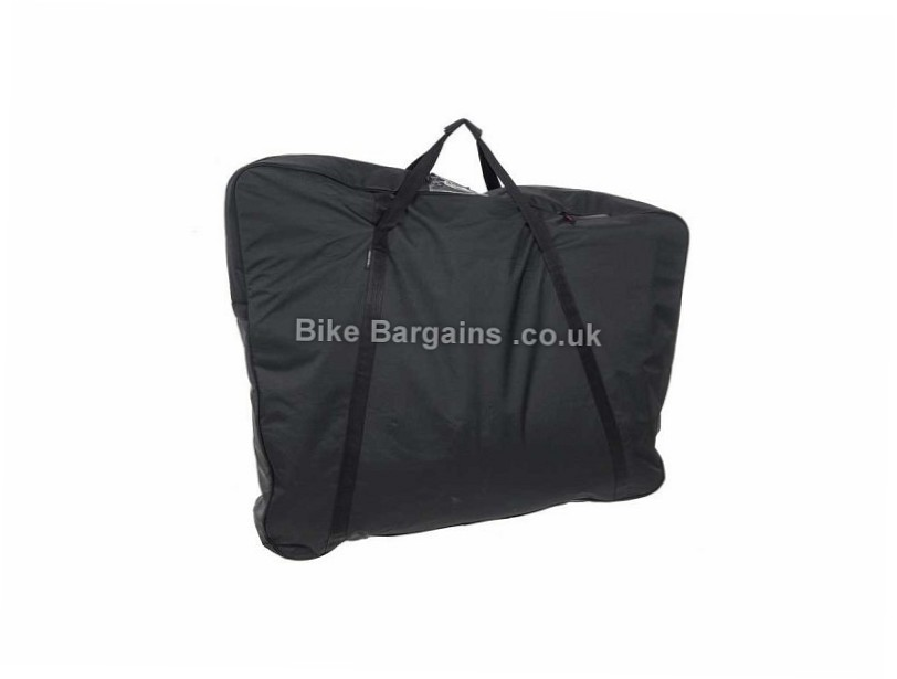 Raleigh Padded Bike Bag Black, 3.65kg, 246 Litres, 121cm by 20cm by 99cm