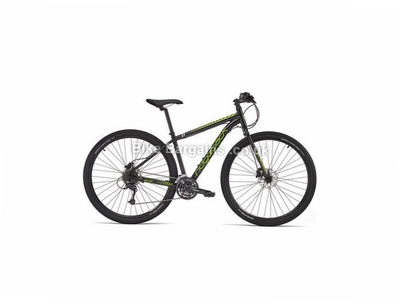 "Ridgeback X3 Disc 29"" Alloy Hardtail Mountain Bike 2016 21"", Black, 29"""