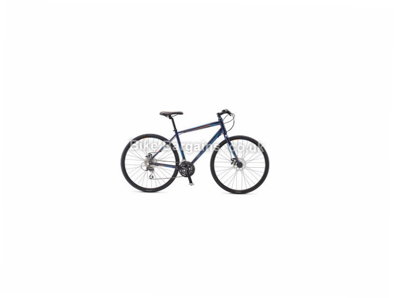 Schwinn Super Sport 2 Alloy Hybrid Bike 2016 Blue, S, 700c