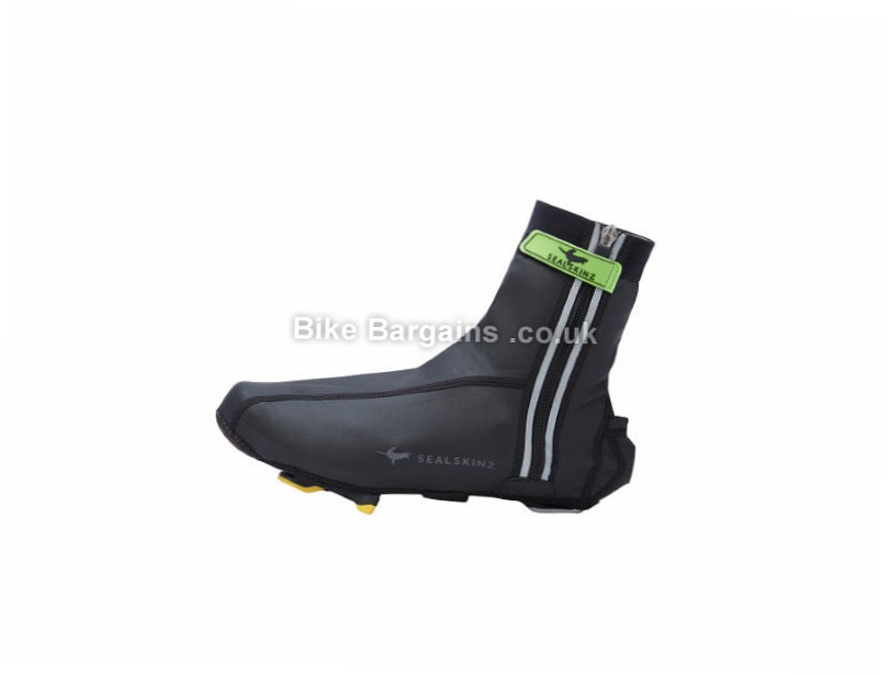 SealSkinz Lightweight Halo Overshoes S,M,L,XL, Black