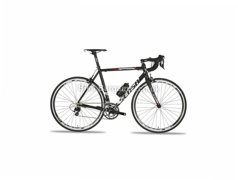 Sensa Romagna Comp 105 Alloy Road Bike 2017 56cm, Black, White, Red