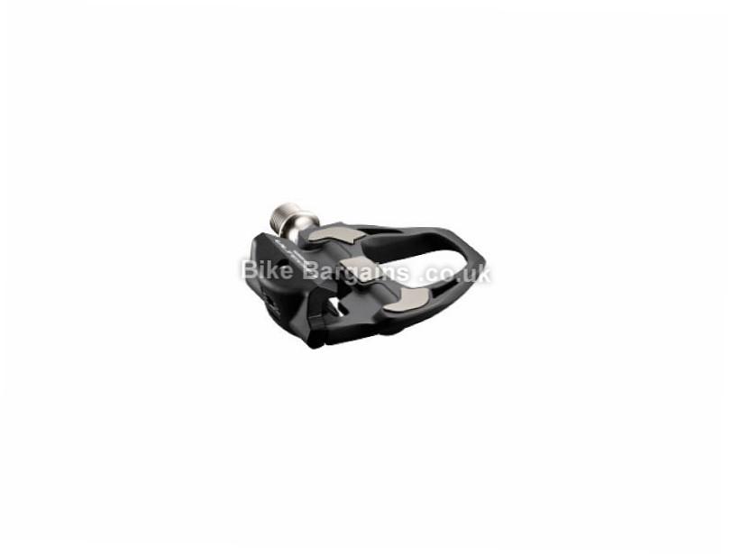 Shimano Ultegra R8000 Carbon SPD-SL Road Pedals Grey, 248g