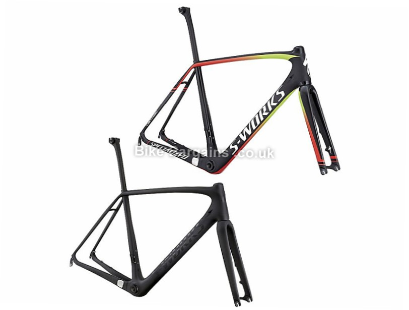 Specialized S-works Tarmac Carbon Disc Road Frame 2017 was ...