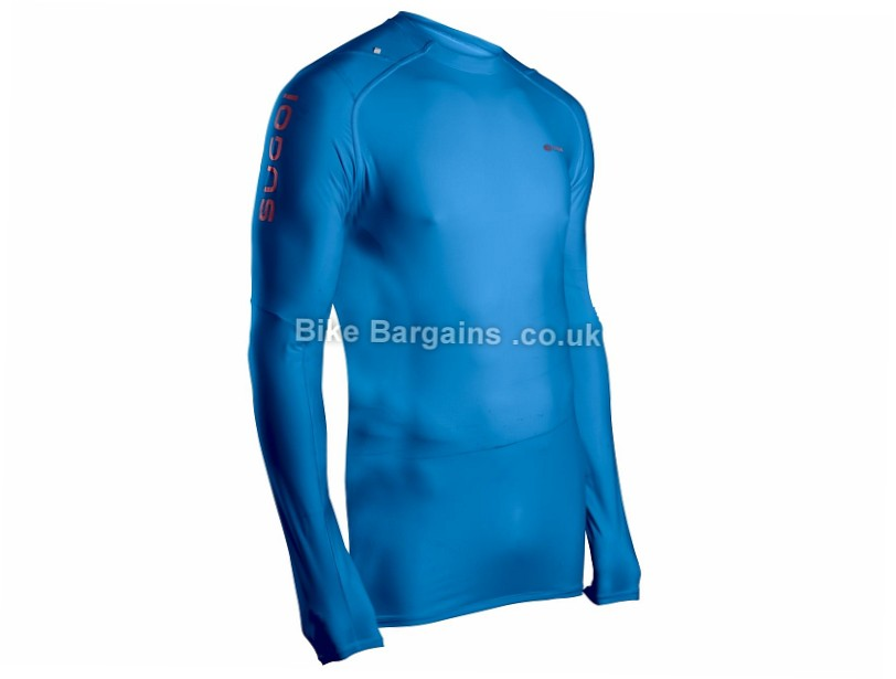 Sugoi Titan Ice Performance Long Sleeve Baselayer XL, Blue