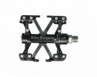 Wellgo CNC Platform B137B Flat Mountain Bike Pedals