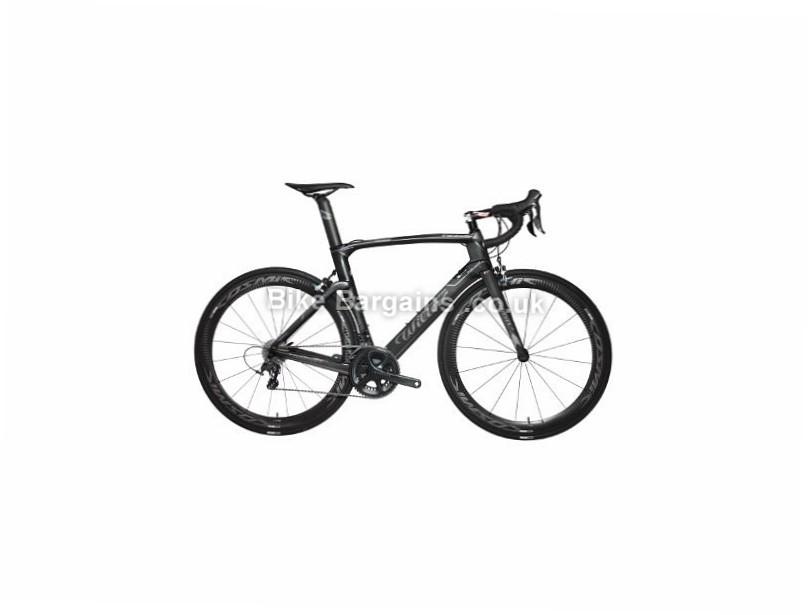 Wilier Cento 1 Air Ultegra Carbon Road Bike 2017 Black, L, 700c