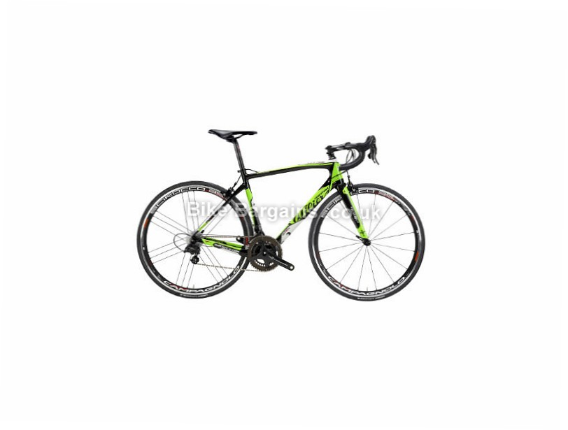 Wilier GTR SL Race Chorus Carbon Road Bike 2017 Green, M, L, 700c