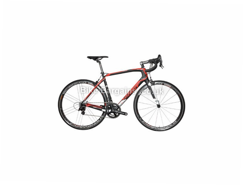 Wilier GTR Team Endurance Potenza Carbon Road Bike 2017 Red, M, 700c