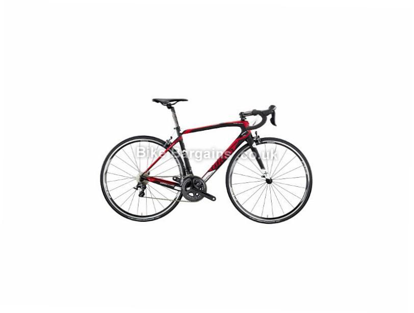 Wilier GTR Team Endurance Ultegra Carbon Road Bike 2017 Black, Red, M, 700c