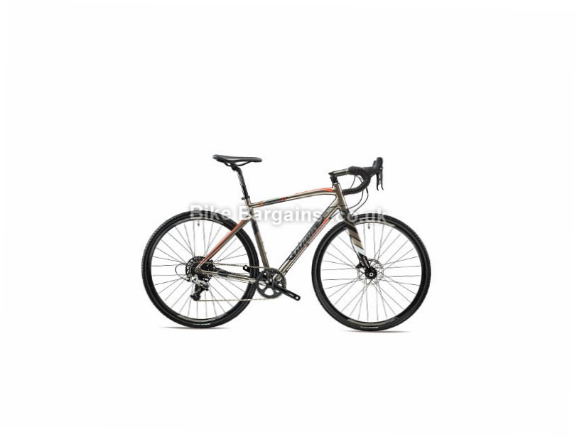 Wilier Montegrappa CX Rival Alloy Cyclocross Bike 2017 Grey, S, M, 700c