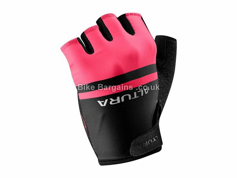 Altura Youth Airstream Mitts S,L, Black, Pink, Mitts