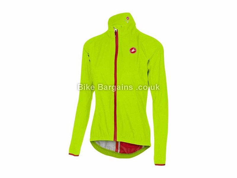 Castelli Riparo Ladies Jacket XS, Black
