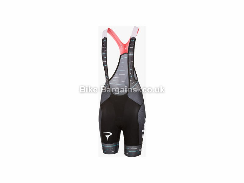 Castelli Team Sky Ladies Free Aero Bib Shorts M, Black