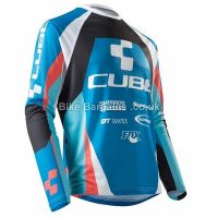 Cube Action Team Round Neck Signature Long Sleeve Jersey