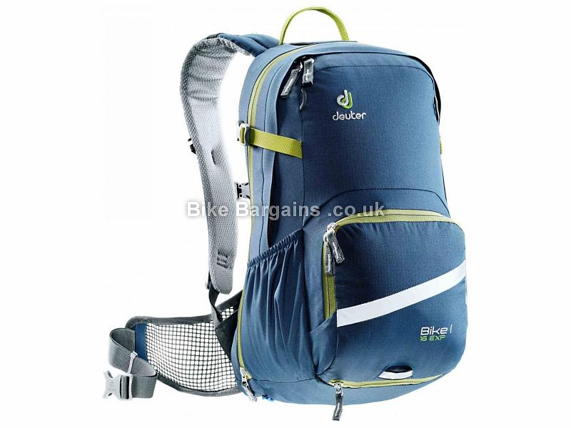 Deuter Bike 1 Air EXP 16 Backpack 2017 Blue, Grey, 16 Litres