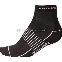 Endura Coolmax Race II Sock 3 Pack