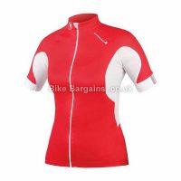 Endura FS260-Pro II Ladies Short Sleeve Jersey