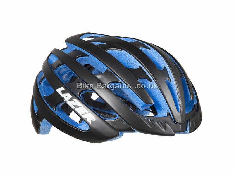 Lazer Z1 Road Helmet S, Black, Green, 225g