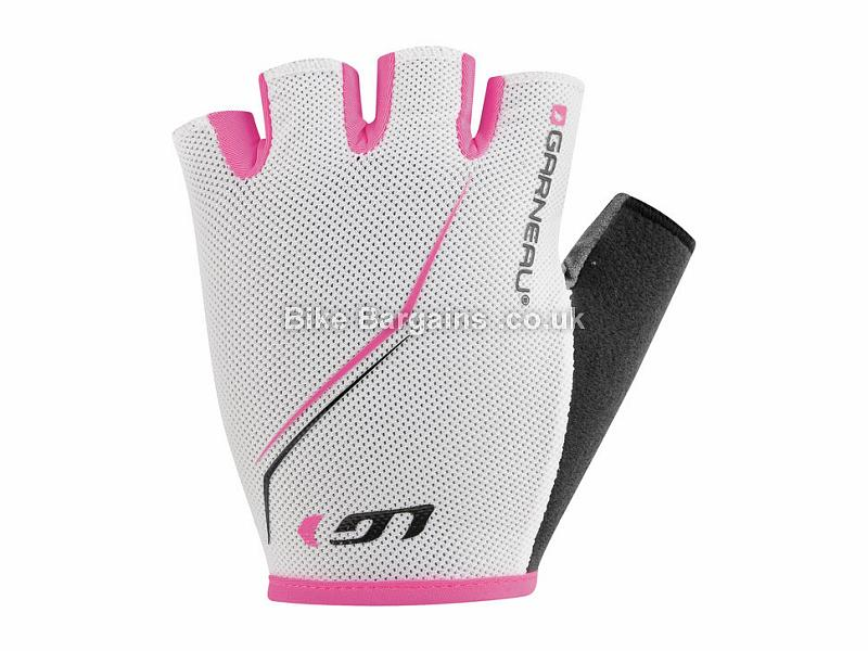 Louis Garneau Ladies Blast Mitt Gloves S, Pink, Black