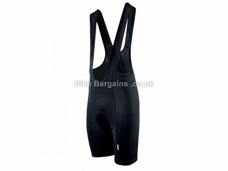 Nalini Classic Base Bib Shorts L, Black