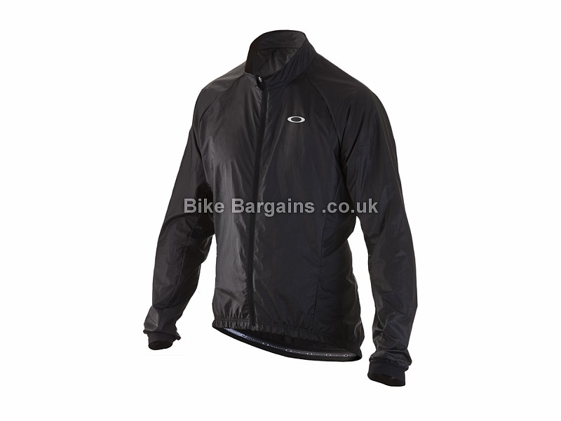 Oakley Jawbreaker Road Jacket S,M,XL,XXL, Black
