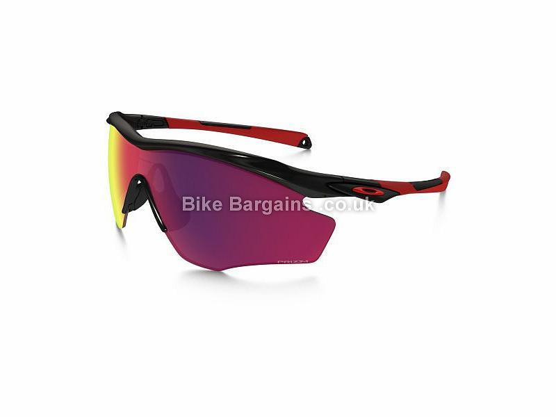 Oakley M2 XL Frame Prizm Sunglasses Black