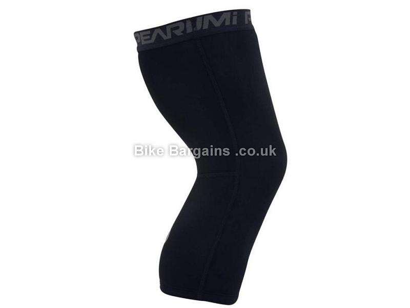 Pearl Izumi Elite Thermal Knee Warmers 2016 S, Black