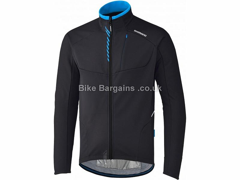 Shimano Performance Windbreaker Jacket Black, M
