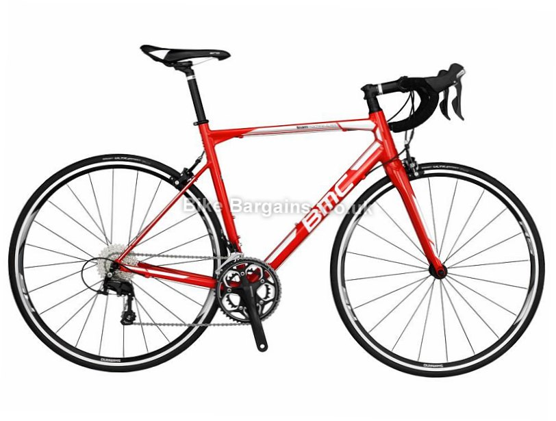 BMC Teammachine ALR01 105 Alloy Road Bike 2016 47cm, Red