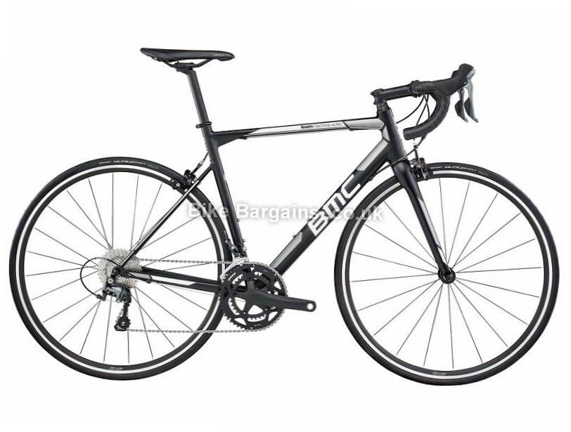 BMC Teammachine ALR01 Tiagra Int Alloy Road Bike 2017 47cm, Black