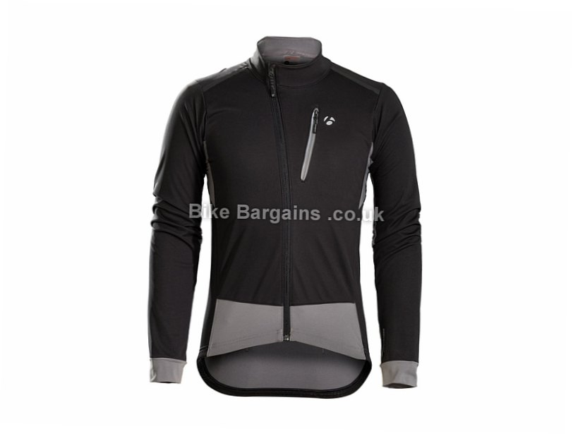 Bontrager Velocis S1 Softshell Jacket XL, Black, Men's, Long Sleeve
